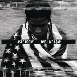 A$AP ROCKY - LONG.LIVE.A$AP (COLOUR 2LP) VINYL