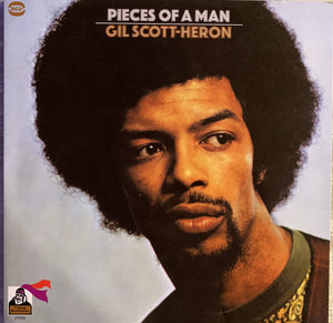 GIL SCOTT-HERON - PIECES OF A MAN VINYL