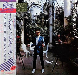 BRUCE WOOLLEY & THE CAMERA CLUB - ENGLISH GARDEN (USED VINYL 1979 JAPAN M-/M-)