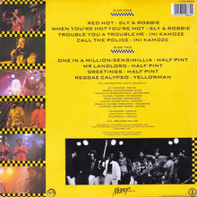 Load image into Gallery viewer, TAXI CONNECTION - LIVE IN LONDON (USED VINYL 1986 UK M-/M-)