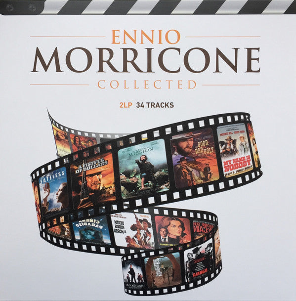 ENNIO MORRICONE - COLLECTED (2LP) VINYL