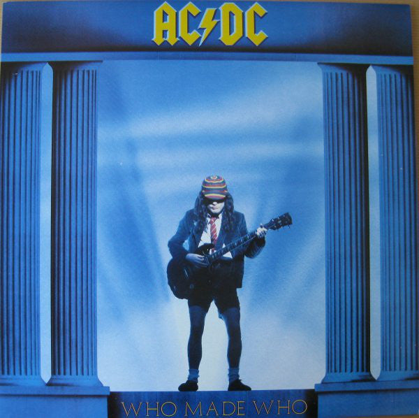 AC/DC - WHO MADE WHO VINYL