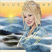 DOLLY PARTON - BLUE SMOKE VINYL