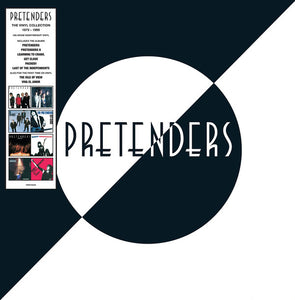PRETENDERS - THE VINYL COLLECTION 1979-1999 (9LP) VINYL BOX SET