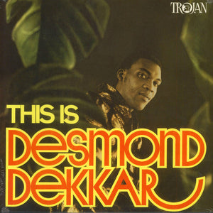 DESMOND DEKKER - THIS IS DESMOND DEKKER VINYL