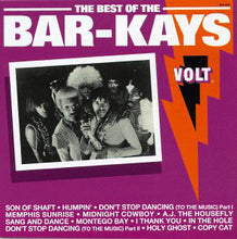 Load image into Gallery viewer, BAR-KAYS - THE BEST OF THE BAR-KAYS (USED VINYL 1988 US EX+/EX+)