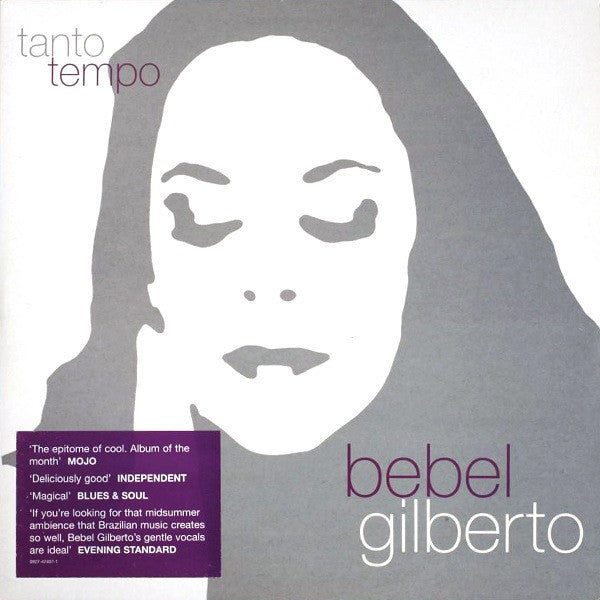 BEBEL GILBERTO - TANTO TEMPO (USED VINYL 2002 UK M-/M-)