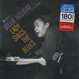 BILLIE HOLIDAY - LADY SINGS THE BLUES VINYL