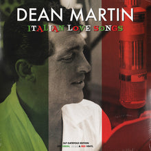 Load image into Gallery viewer, DEAN MARTIN - ITALIAN LOVE SONGS (3LP COLOURED) VINYL