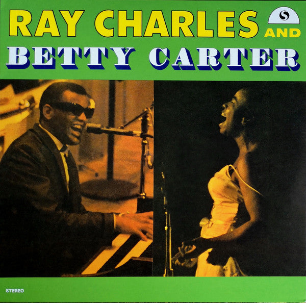RAY CHARLES & BETTY CARTER - RAY CHARLES & BETTY CARTER VINYL