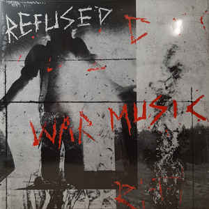 REFUSED - WAR MUSIC VINYL