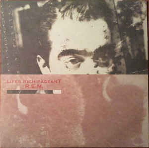 R.E.M. ‎- LIFE'S RICH PAGEANT VINYL
