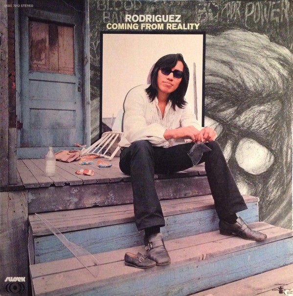 RODRIGUEZ - COMING FROM REALITY VINYL