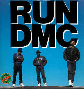 RUN D.M.C. - TOUGHER THAN LEATHER VINYL