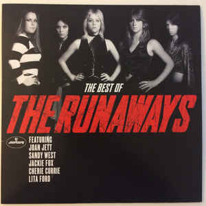 RUNAWAYS - BEST OF VINYL