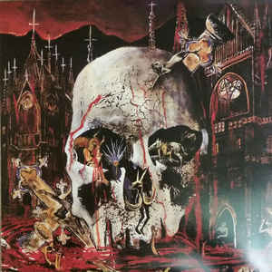 SLAYER - SOUTH OF HEAVEN VINYL