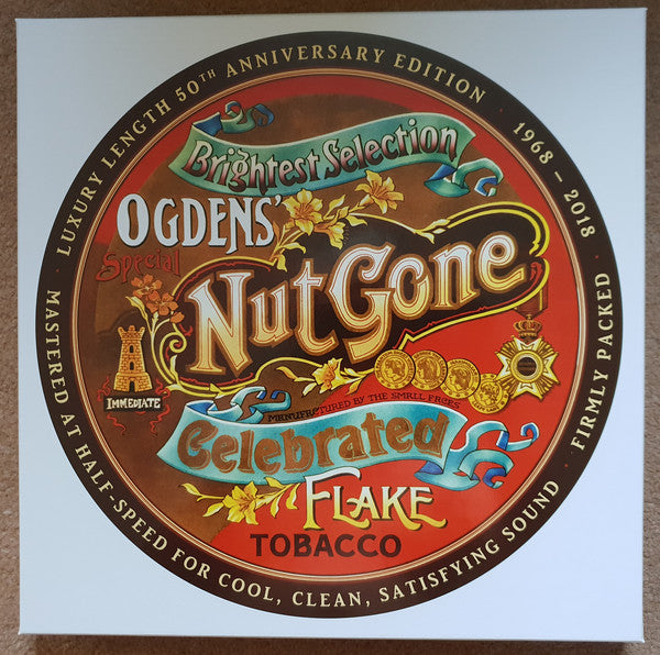 SMALL FACES - OGDEN'S NUT GONE FLAKE (COLOURED 3LP) VINYL BOX SET