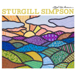 STURGILL SIMPSON - HIGH TOP MOUNTAIN VINYL