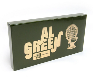 AL GREEN ‎– THE HI RECORDS SINGLES COLLECTION