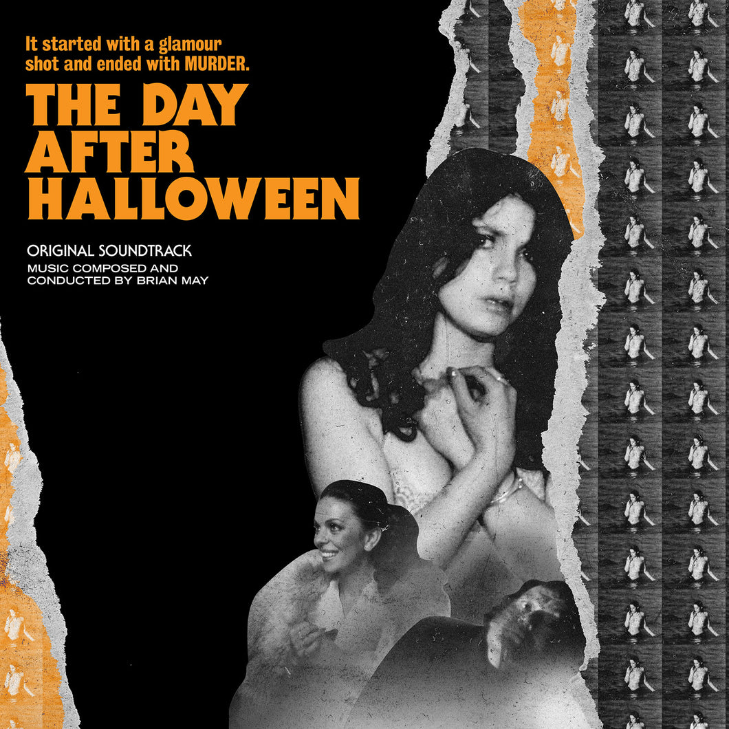 BRIAN MAY - THE DAY AFTER HALLOWEEN SOUNDTRACK VINYL