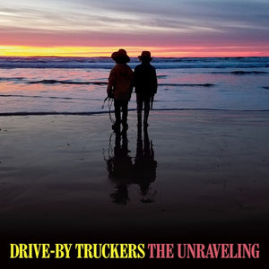 DRIVE-BY TRUCKERS - THE UNRAVELLING (BLUE COLOURED) VINYL