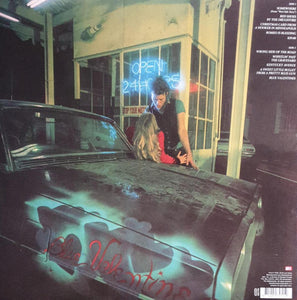 TOM WAITS - BLUE VALENTINE VINYL