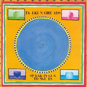TALKING HEADS - SPEAKING IN TONGUES VINYL