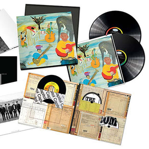 BAND - MUSIC FROM BIG PINK (50TH ANNIVERSARY SUPER DELUXE EDITION) BOX SET