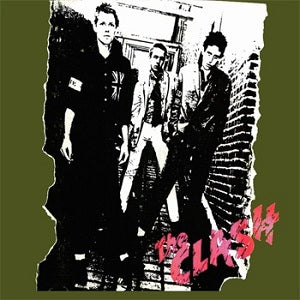 CLASH - THE CLASH (USED VINYL 1979 JAPANESE M-/EX+)