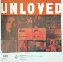 Load image into Gallery viewer, UNLOVED - HEARTBREAK (RED COLOURED) VINYL