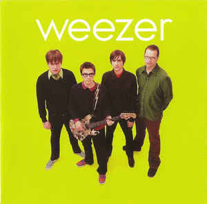 WEEZER - WEEZER (THE GREEN ALBUM) VINYL