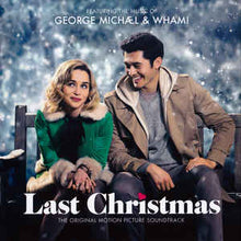Load image into Gallery viewer, GEORGE MICHAEL & WHAM! - LAST CHRISTMAS SOUNDTRACK (2LP) VINYL