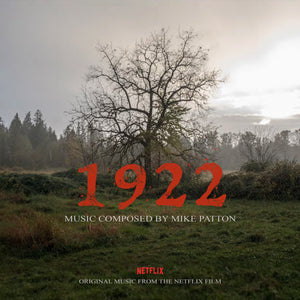 MIKE PATTON - 1922 SOUNDTRACK VINYL