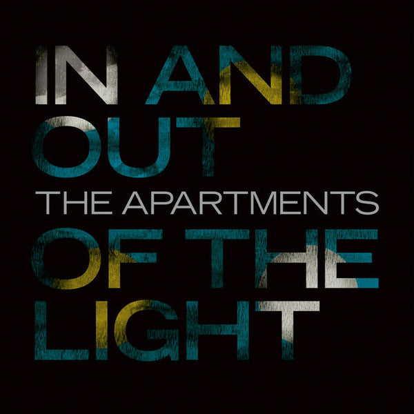 APARTMENTS - IN AND OUT OF THE LIGHT CD