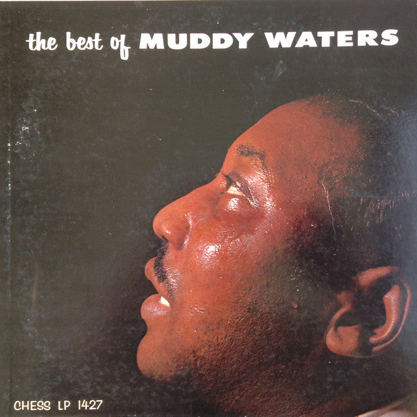 MUDDY WATERS - THE BEST OF MUDDY WATERS VINYL