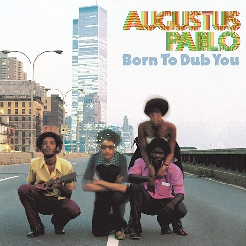 AUGUSTUS PABLO - BORN TO DUB YOU VINYL