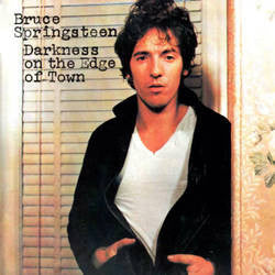 BRUCE SPRINGSTEEN - DARKNESS ON THE EDGE OF TOWN VINYL