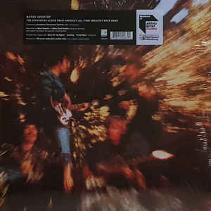 CREEDENCE CLEARWATER REVIVAL - BAYOU COUNTRY (HALF-SPEED) VINYL
