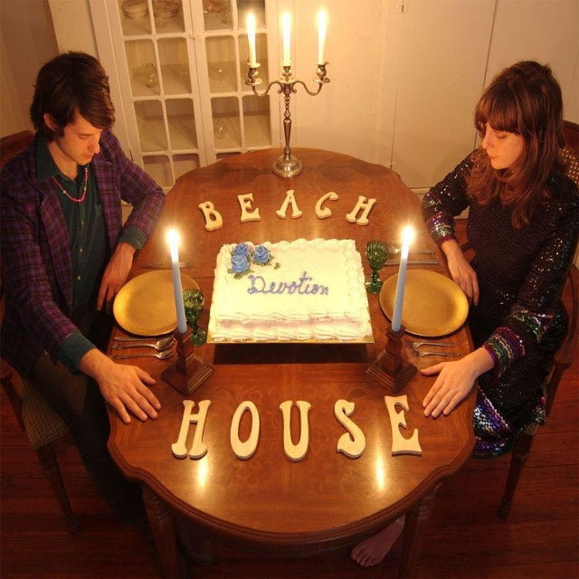 BEACH HOUSE - DEVOTION (2LP) VINYL
