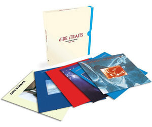 DIRE STRAITS - THE STUDIO ALBUMS 1978-1991 (6LP) VINYL BOX SET
