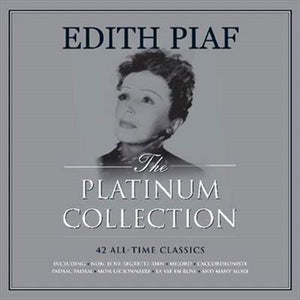EDITH PIAF - THE PLATINUM COLLECTION (3LP) VINYL