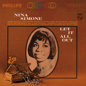 NINA SIMONE - LET IT ALL OUT VINYL