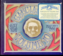 JERRY GARCIA BAND - GARCIALIVE VOL. 10 MAY 20TH 1990 (2CD) SET