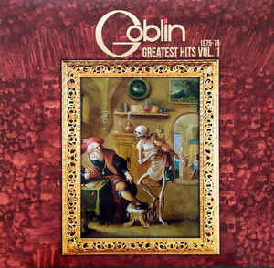 GOBLIN - GREATEST HITS VOLUME 1 (RED COLOURED) VINYL