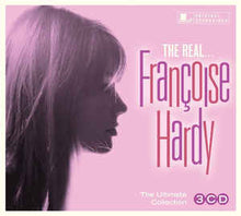 Load image into Gallery viewer, FRANCOISE HARDY - THE REAL (ULTIMATE COLLECTION) 3CD