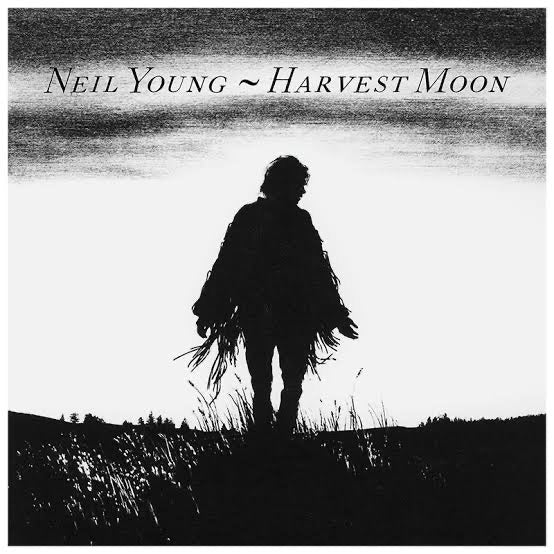 NEIL YOUNG - HARVEST MOON VINYL