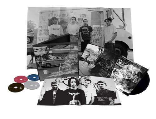 RAGE AGAINST THE MACHINE - XX (LP/2CD/2DVD) VINYL BOX SET