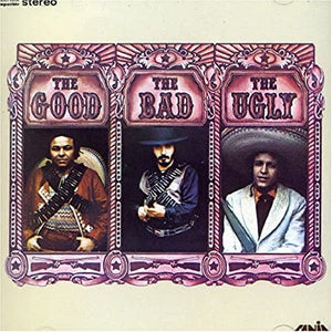 WILLIE COLON - THE GOOD, THE BAD, THE UGLY VINYL