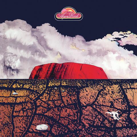 AYERS ROCK - BIG RED ROCK CD