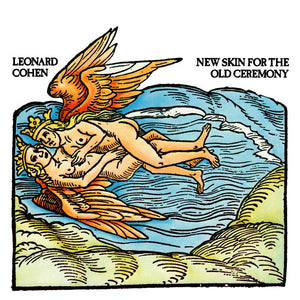 LEONARD COHEN - NEW SKIN FOR THE OLD CEREMONY VINYL